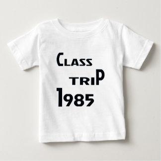 Viaje 1985 de la clase playera de bebé