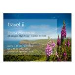 Viaje 2 - Tarjeta de visita de Cornualles