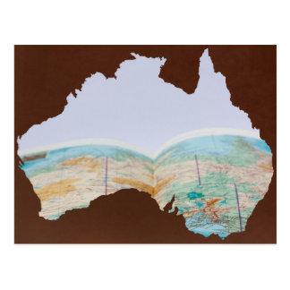Viaje a Australia Postal