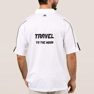 Viaje a la luna camisetas polos