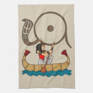 Viaje a la vida futura toallas