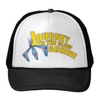 Viaje al gorra de la garra