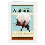 Viaje Alabama Tarjeta De Felicitación