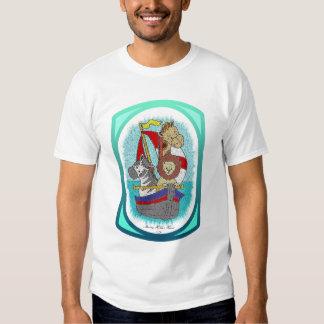 Viaje animal 5 - camiseta playera
