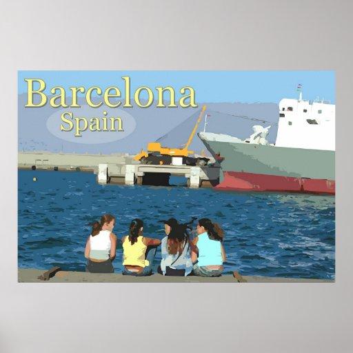 Viaje Barcelona, España Impresiones
