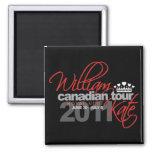 Viaje canadiense 2011 - boda de Guillermo y de Kat Imanes Para Frigoríficos
