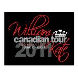Viaje canadiense 2011 - boda de Guillermo y de Kat Postal