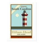 Viaje Carolina del Sur Tarjetas Postales