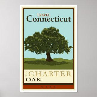 Viaje Connecticut Poster