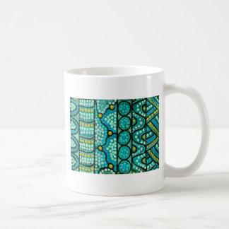 Viaje coralino taza de café