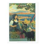 Viaje Córcega, Ajacio del vintage - Tarjetas Postales