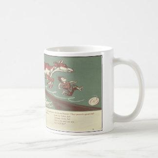 ¡Viaje corriente de la vaca Ho! Taza De Café
