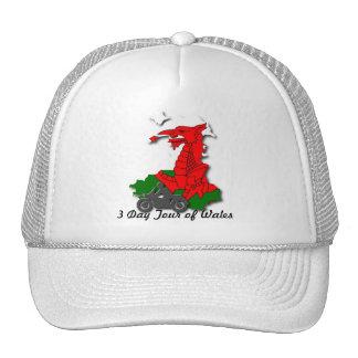 viaje de 3 días del gorra de País de Gales