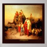 Viaje de Abrahams de José Molnar Impresiones