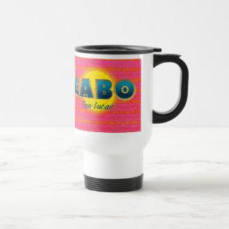 Viaje de Cabo 3/taza de la taza del viajero