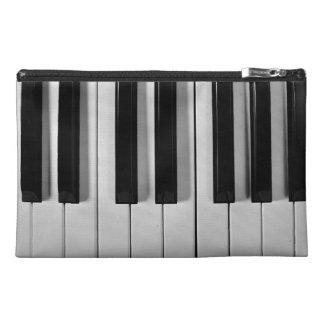 Viaje de encargo del teclado de piano o bolso de