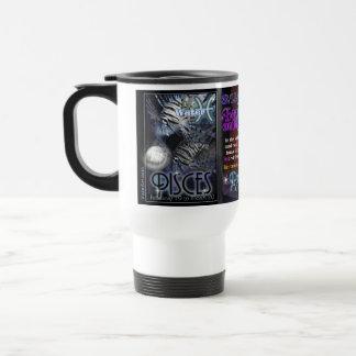 Viaje de la astrología del cambio de signo del ari tazas de café