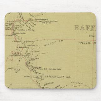 Viaje de la bahía de Baffin Tapetes De Raton