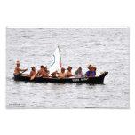 Viaje de la canoa de la isla de Squaxin Fotos