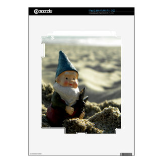 Viaje de la playa calcomanía para iPad 2