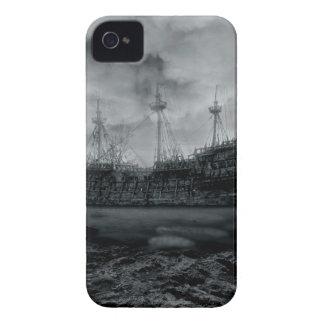Viaje de los muertos iPhone 4 cárcasas
