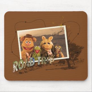 Viaje de los Muppets Mouse Pads