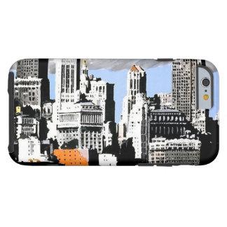 Viaje de New York City Funda Para iPhone 6 Tough