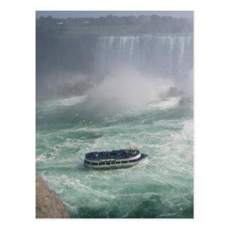 Viaje de Niagara Falls Tarjetas Postales