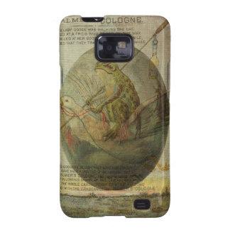 Viaje de Pascua del ganso y de la rana Samsung Galaxy SII Carcasa