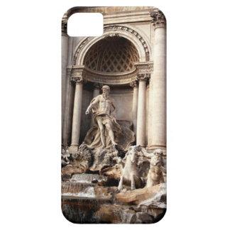 Viaje de Roma Italia de la fuente del Trevi iPhone 5 Carcasa