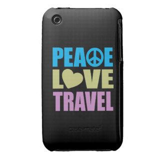 Viaje del amor de la paz iPhone 3 cobertura