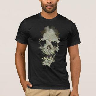 Viaje del cráneo - camisa masculina