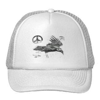 viaje del cuervo gorras de camionero