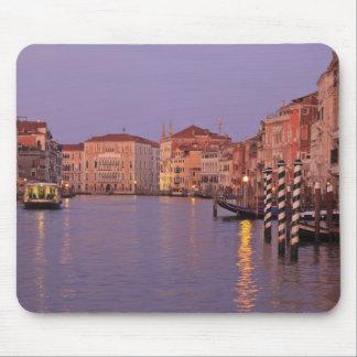 viaje del Gran Canal de la madrugada, Venecia, Ita Tapete De Raton