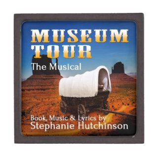 Viaje del museo el Musical Cajas De Regalo De Calidad