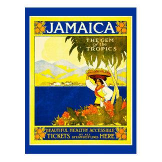 Viaje del Postal-Vintage - Jamaica Postales
