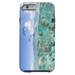 Viaje del safari de la laguna que ofrece funda para iPhone 6 tough