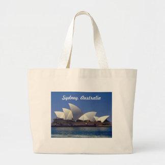 Viaje del teatro de la ópera de Sydney Australia Bolsas