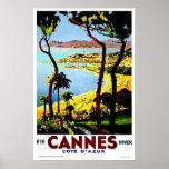 Viaje del vintage, Cannes Impresiones