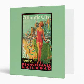 Viaje del vintage de Atlantic City - de Pennsylvan
