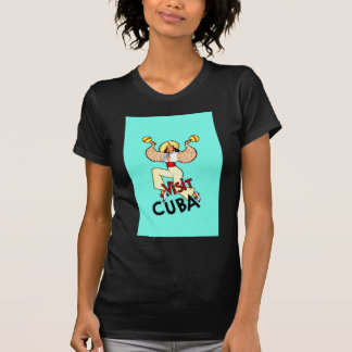 Viaje del vintage de Cuba de la visita Camisas