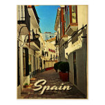 Viaje del vintage de España Tarjetas Postales