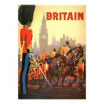 Viaje del vintage, Gran Bretaña Inglaterra, guardi Comunicado