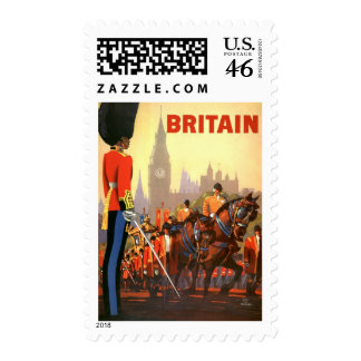 Viaje del vintage Gran Bretaña Inglaterra guardi