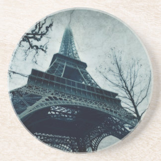 viaje Eiffel de París Posavasos Para Bebidas