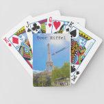 Viaje Eiffel del La Baraja
