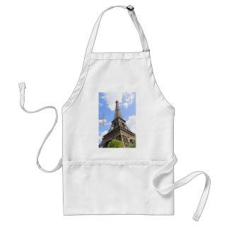 Viaje Eiffel Delantal