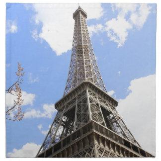 Viaje Eiffel Servilletas De Papel