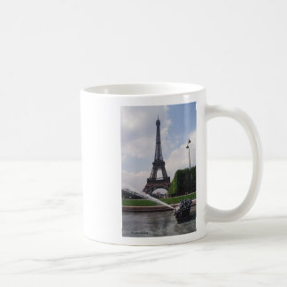 Viaje Eiffel Tazas De Café