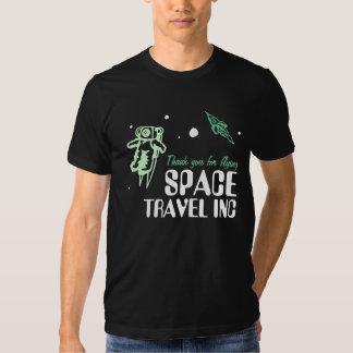 Viaje espacial inc. remera